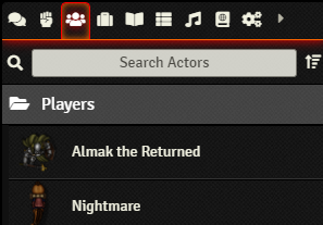 Actors Directory