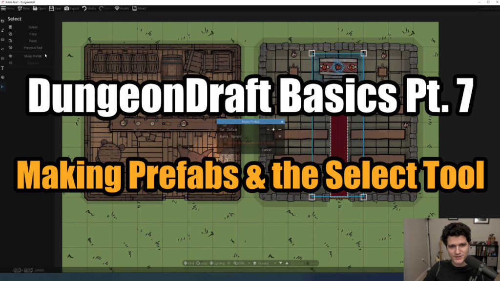 DungeonDraft Basics Part 7 Video Thumbnail