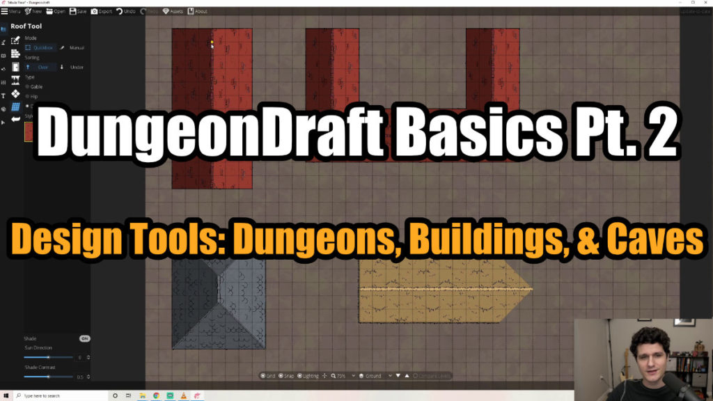DungeonDraft Basics Part 2 Thumbnail
