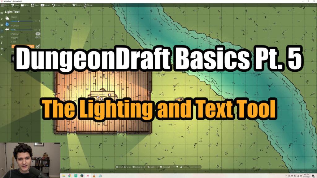 DungeonDraft Basics Part 5 Thumbnail