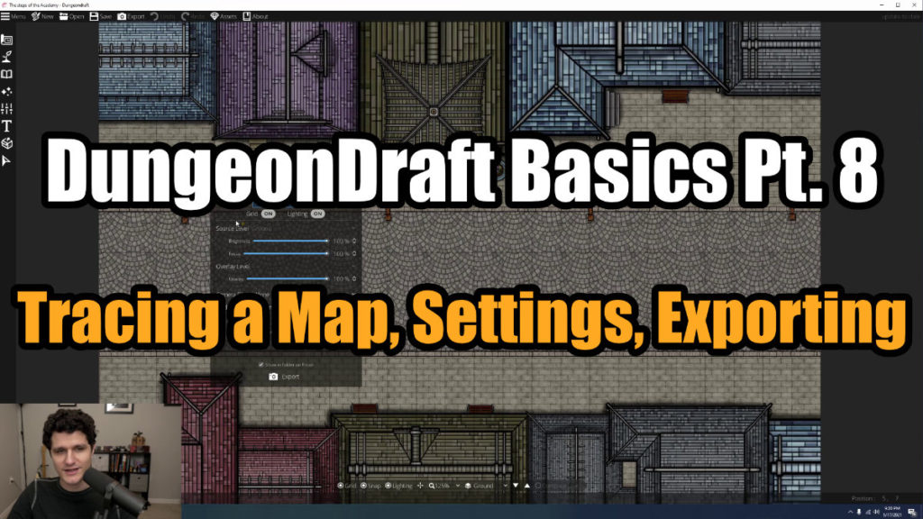 DungeonDraft Basics Part 8 Video Thumbnail