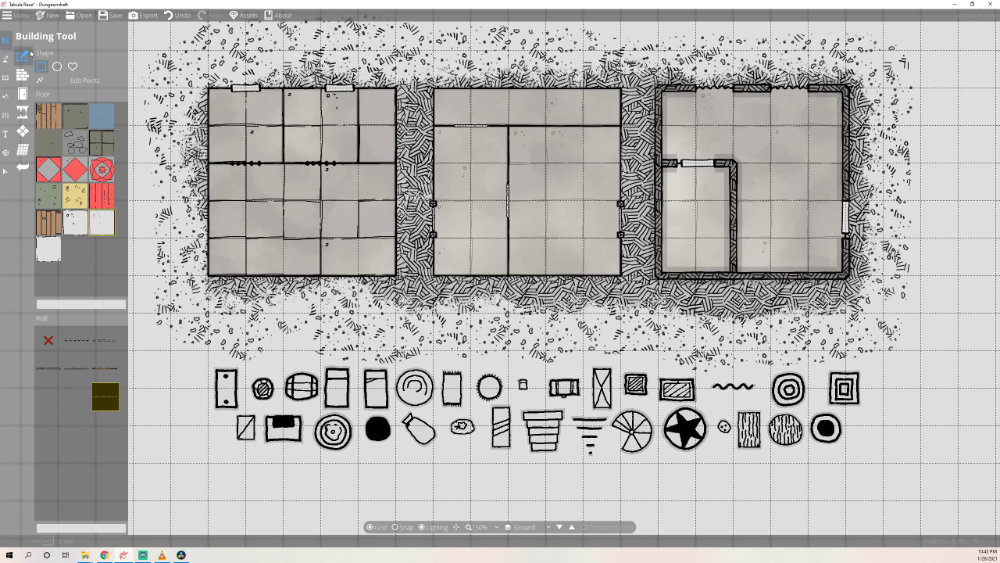 Assets from the Dyseonesque asset pack