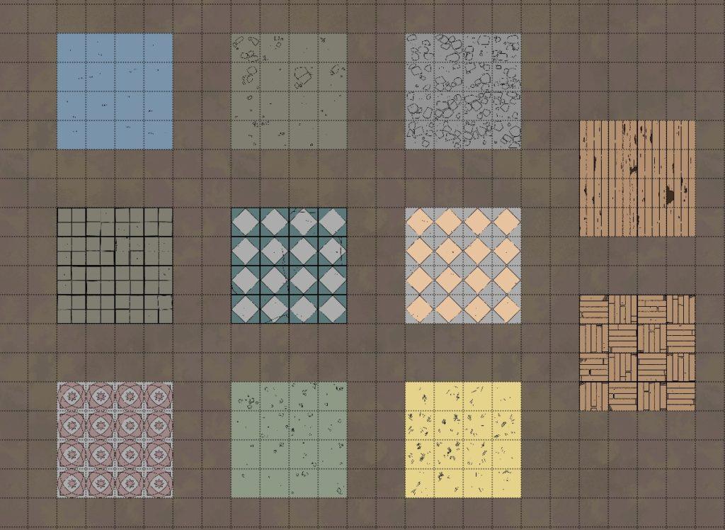Pattern shape tool
